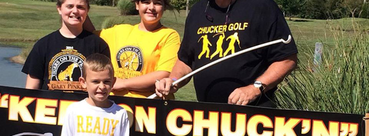 Chucker Golf Rules